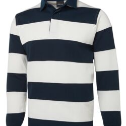 Rugby Striped Navy/ Thumbnail