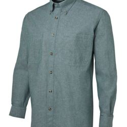JB's L/S Cotton Chambray Shirt Thumbnail